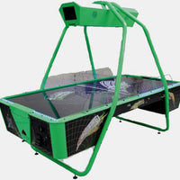 Black Hole Coin Operated Air Hockey Table