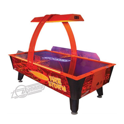 Firestorm Coin Operated Air Hockey Table