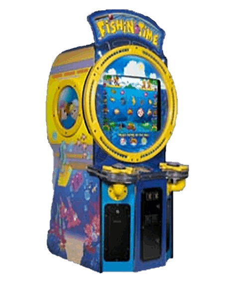 Fishin Time Ticket Arcade Game