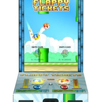 Flying Tickets Arcade Game