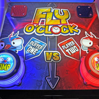 Fly O' Clock Ticket Arcade Game