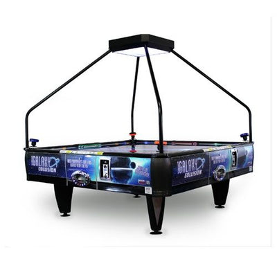 Galaxy QuadAir Coin Operated Air Hockey Table