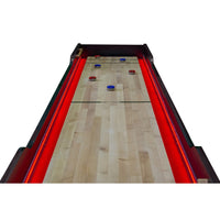 The Rustic Shuffleboard Table
