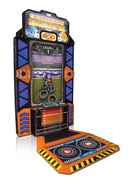 Gridiron Blitz Ticket Arcade Game