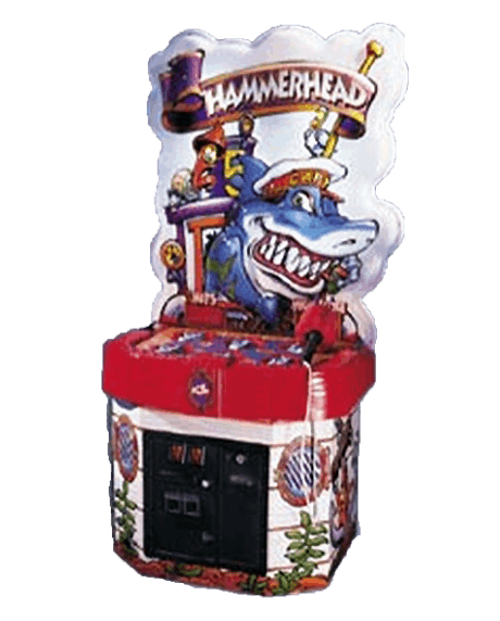 Hammer Head Ticket Arcade Game