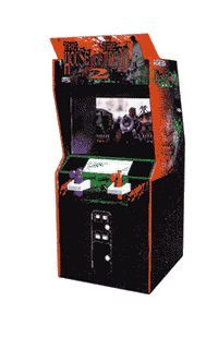 House of the Dead 2 Arcade Shooting Game