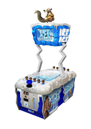 Ice Age Ticket Arcade Game
