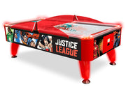 Justice League Coin Operated Air Hockey Table