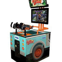 Let's Go Jungle Arcade Shooting Game