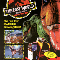 Lost World Deluxe Arcade Shooting Game