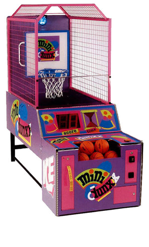 Mini-Dunxx Kiddie Basketball Arcade Game