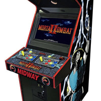 Mortal Kombat 2 Arcade Fighting Game