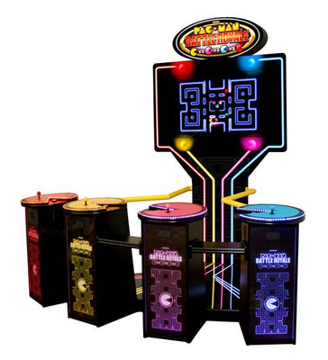Pac-Man Battle Royale Deluxe Arcade Video Game
