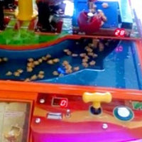 Panning for Gold Ticket Arcade Game