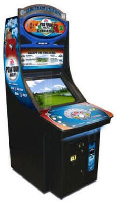 PGA Tour Golf Challenge Arcade Video Game