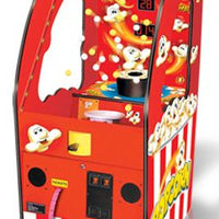 Popcorn Ticket Arcade Game