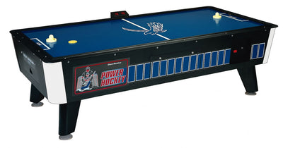 Power Hockey Coin Operated Air Hockey Table (7'-8')