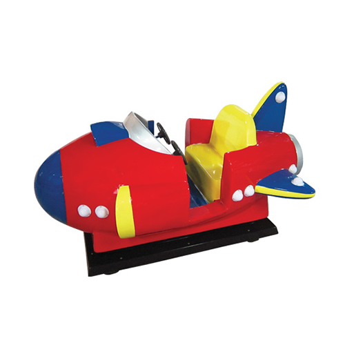 Retro Rocket Kiddie Ride