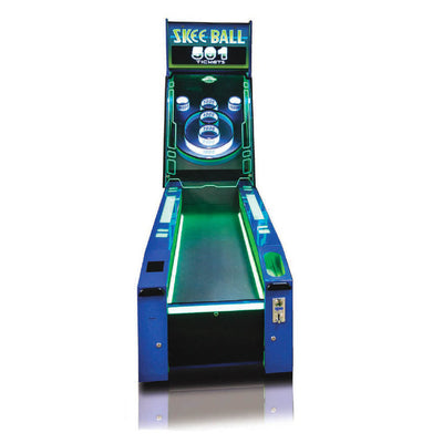 Skee Ball Alley Roller Arcade Game