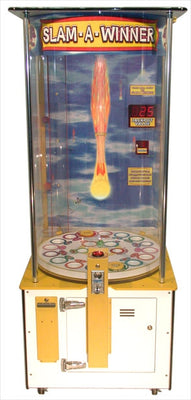 Slam A Winner Ticket Arcade Game