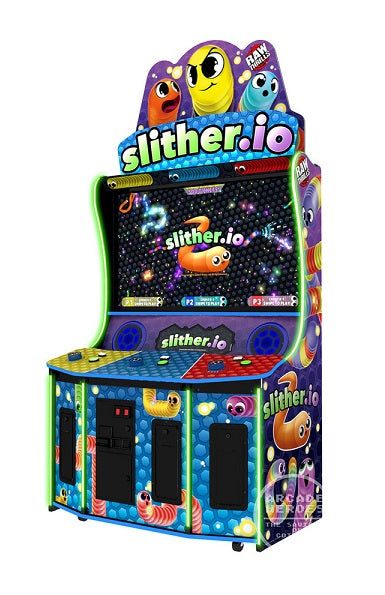 Slither.io Ticket Arcade Game