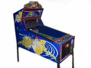 Slugfest Pinball Machine