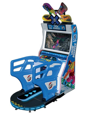 X Games Snowboarder Arcade Video Game