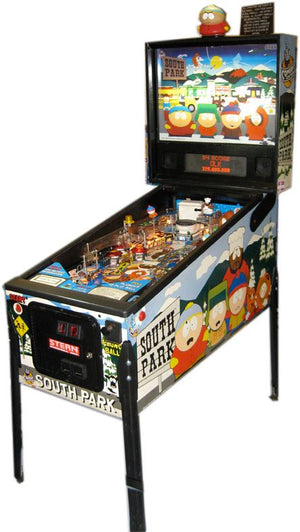 South Park Pinball Machine