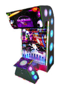 Space Ballz Ticket Arcade Game