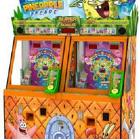 SpongeBob Pineapple Arcade Coin & Card Pusher