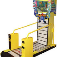 SpongeBob SquarePants Ticket Boom Arcade Game