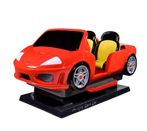 Amazing Sports Car Kiddie Ride