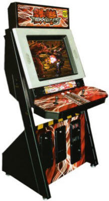 Tekken 5 Arcade Fighting Game