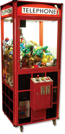 Telephone Crane Game