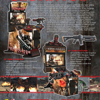 Terminator Salvation Deluxe Arcade Shooting Game