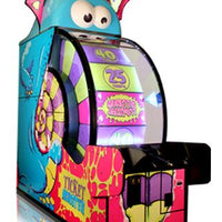 Ticket Monster Ticket Arcade Game