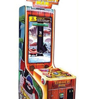 Timberman Ticket Arcade Game