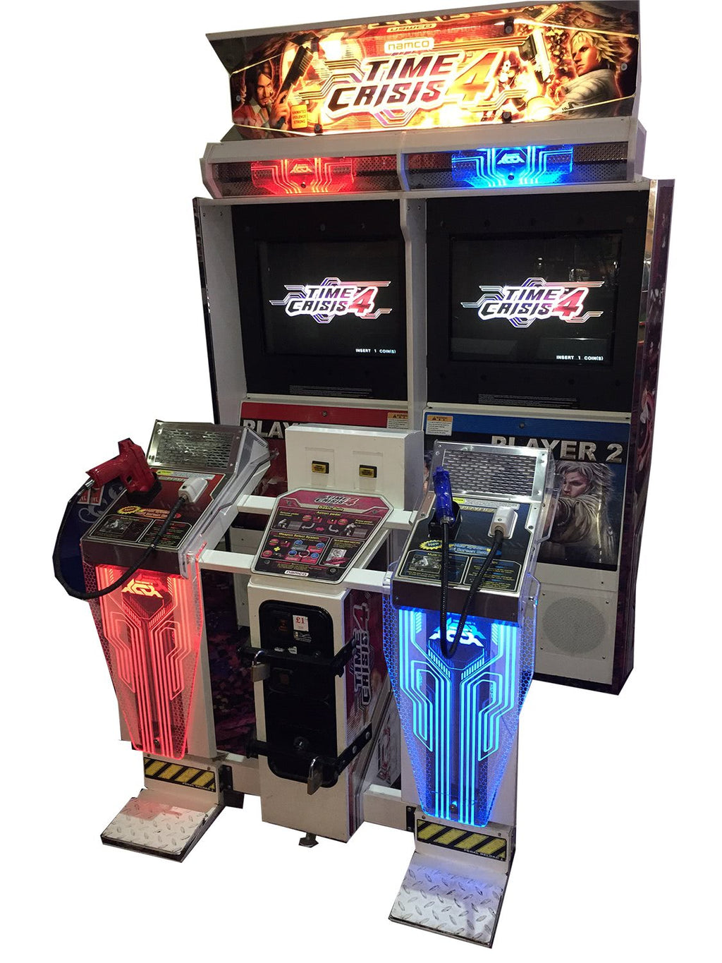 Time Crisis 4 Twin Arcade Shooting Game