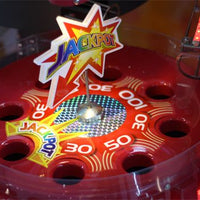 Triple Turn Ticket Arcade Game