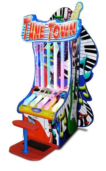 Tune Town Ticket Arcade Game