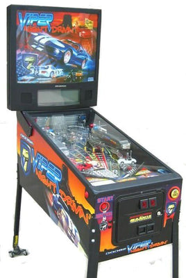 Viper Night Drivin Pinball Machine