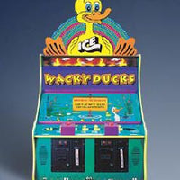 Wacky Ducks Ticket Arcade Game