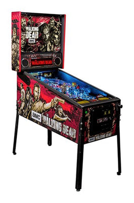 The Walking Dead Pro Pinball Machine