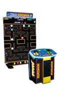 World's Largest Pac-Man Arcade Video Game