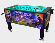 World Tour Coin Operated Foosball Table