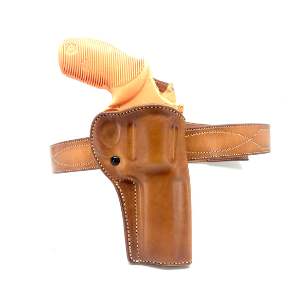 Daily Carry Holster - Revolvers