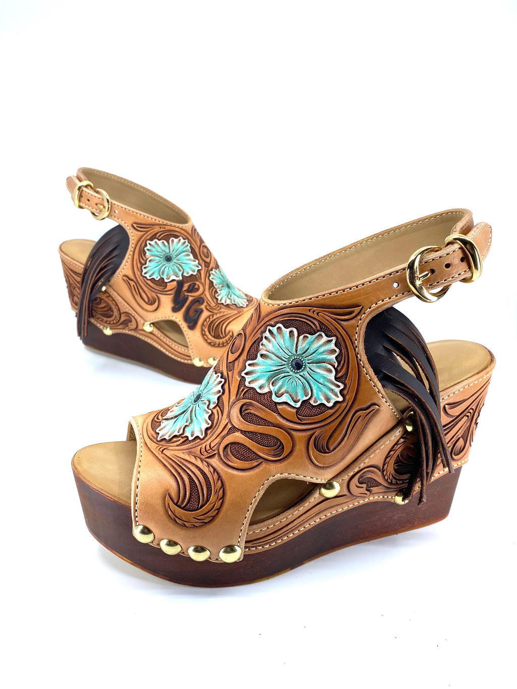 Fully Tooled & Fringed Wedge
