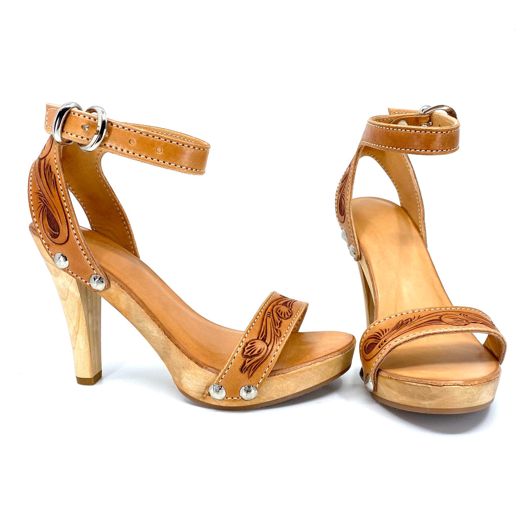 Tooled Designer Heel