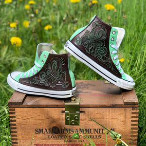 Custom Tooled Chucks