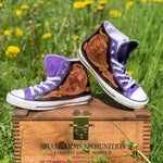 Custom Tooled Converse